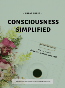 Consciousness simplified